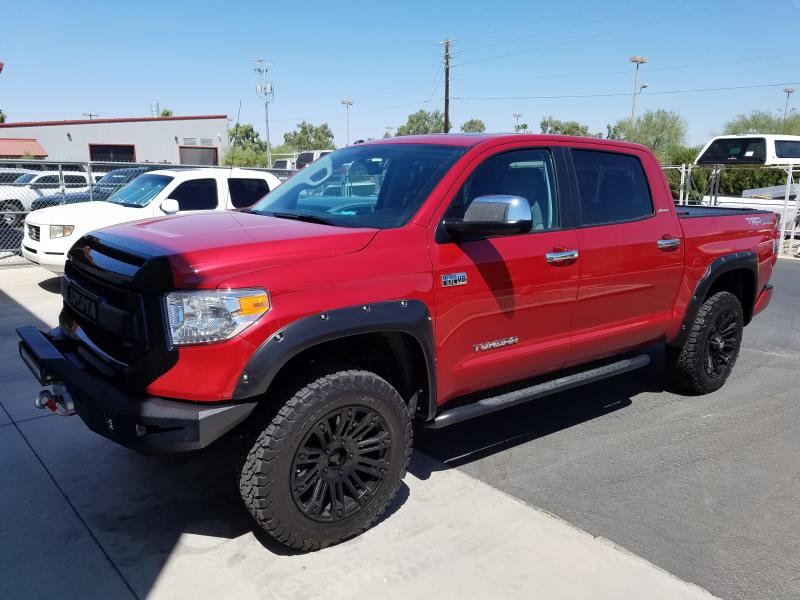 2016 Toyota Tundra - Truck Mates, A Great Source for All Your SUV