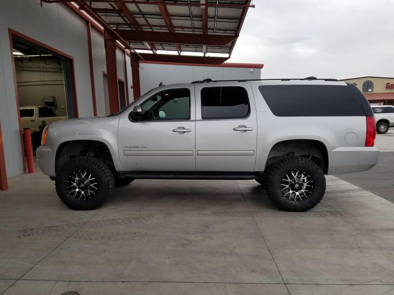Chevy Truck Wheels >> 2014 GMC YUKON XL 6 INCH BDS LIFT - Truck Mates, A Great Source for All Your SUV, Van and Truck ...