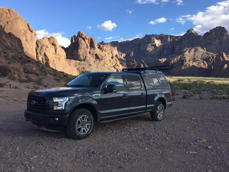 F 150 Truck Bed Covers >> Leer Camper Shells - Truck Mates, A Great Source for All Your SUV, Van and Truck Accessory Needs ...
